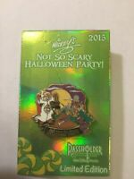 NEW Disney 2015 MNSSHP Not So Scary Halloween Party PASSHOLDER Exclusive LE Pin