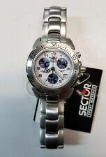 sector 450 ladies chronograph Swiss Eta movement with sapphire crystal