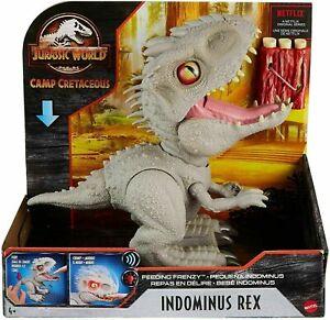 *NEW* INDOMINUS REX - Feeding Frenzy Jurassic World Camp Cretaceous