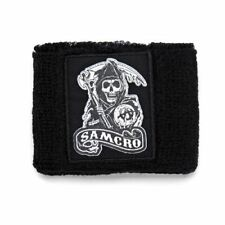 Sons Of Anarchy (Samcro) - Reaper - Official Mens Wristband (Sweatband)