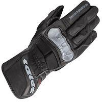 Spidi STR-2 Black Gloves Size XL - **SUPER SALE**