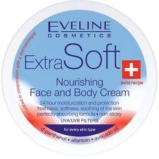 Eveline Extra Soft Nourishing Face&Body Cream All Tipe Skin 200 ml