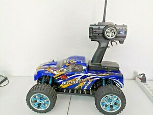 Redcat Racing Volcano Pro RC Truck (1:10 Scale, RTR, 4WD, Brushless) - PRISTINE