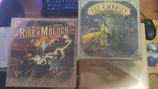 World of SMOG: Rise of Moloch Kickstarter Arcanist Pledge! New/Sealed! Rare!