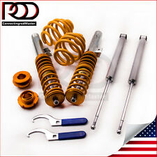 Coilovers Coilover Kit for BMW 3 Series E46 320 323 325 328 330 335 Cabrio Sale