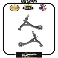 LEFT & RIGHT FRONT LOWER CONTROL ARMS PAIR 03-07 ACCORD 04-08 TSX
