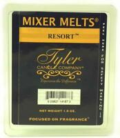 RESORT Tyler Candles Fragrance Scented Wax Mixer Melts