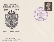 Great Britain - 50 years defense of Lviv (Poles in GB)
