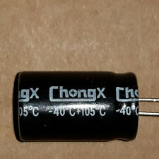 Elko Kondensator 22uF 400V  -40 - +105°C