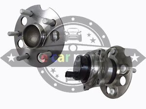 SUITS TOYOTA TARAGO ACR30 6/2000-12/2005 WHEEL BEARING HUB - REAR