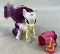 My Little Pony Explore Equestria Rarity Dressmaking Pose-able Loose Figure