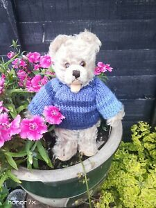 Hand knitted Teddy Bear clothes 🧸 jumper