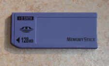 128MB I.O.Data Memory Stick 128 MB alte Bauweise MemoryStick Made in Japan