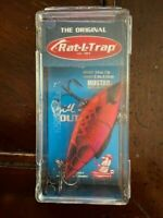 "Rat-L-Trap, The Original, Bill Lewis, Candy Craw, 2.5"" 1/4 oz."