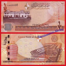 BAHRAIN BAREIN 1/2 Dinar 2006 FORMULA 1 Pick 25  SC / UNC