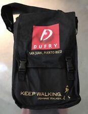 Johnnie Walker Scotch Liquor Bottle Case Black Bag Duty Free Puerto Rico