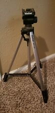 Vivitar VPT-120 Bubble-level Deluxe Light Weight Video Photo Tripod ~