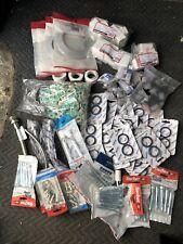 Mixed Plumbing Items Joblot Fischer McAlpine Speedfit Primaflow Talon Seals