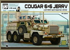 Panda Hobby 1/35 Cougar 6x6 JERRV (Joint EOD Rapid Response Vehicle)