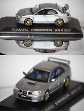 Norev Subaru Impreza WRX 2006 Gris 1/43 800072