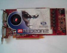 PCI-E express card ATI Radeon X1800 XL Sapphire 109-A52031-20 256M DDR3 DVI