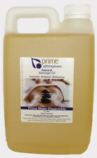 2Ltr Water Dispersible Premium Massage Oil Therapists Relax  & Remedial NO NUTS