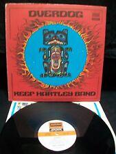 OVERDOG - KEEF HARTLEY BAND - LP  Deram Records DES-18057