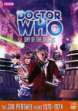 Doctor Who - Day of the Daleks - St. 60 - New (DVD, 2011, 2-Discs) R1 Pertwee