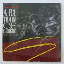 "A-HA 12"" Maxi Train of thought specially priced maxi single 4 titles New Zealand"