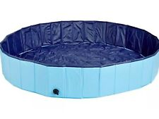 Foldable Dog Swimming Pool Puppy Paddling Pool Bath Tub, Brand New, Free UK Post