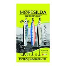 Moresilda Sea Trout / Coast 15g/18g 3pk Remen Møresilda