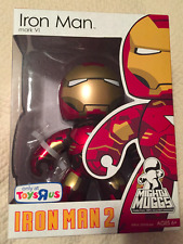 NEW Mighty Muggs IRON MAN 2 mark VI - Toys R Us Exclusive MIB