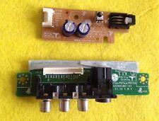 "IR SENSOR EAX33933101(3) + EAX33931801 (3) FROM LG 42PT85 42"" PLASMA TV"