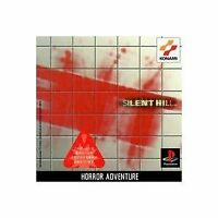 USED PS1 PS PlayStation 1 Silent Hill