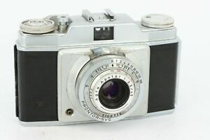 AGFA SILETTE - Professionally Tested - Faulty Shutter