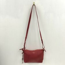 New Radley Cross Body Bag Red Casual Everyday 291205