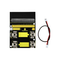 KEYESTUDIO DC Power Supply Breakout Expansion Shield for BBC Micro:bit MicroBit