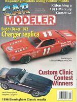 Car Modeler Magazine  November 1996 Very Good Condition++++++