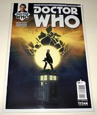 DOCTOR WHO : THE NINTH DOCTOR (Vol. 2) # 4 (Cover A) Titan Comic Sept 2016 NM
