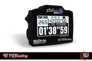 ST400-B START BASIC 2021 PZRACING CRONOMETRO DA PISTA GPS 50HZ ULTRALUMINOSO
