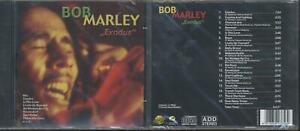 CD Bob Marley - Exodus