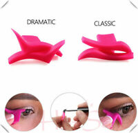 Women Eye Tools Cat Eye Eyeliner Stamp Style Eyeshadow Cosmetic Easy To Makeup