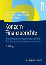 PETER MöLLER - KONZERN-FINANZBERICHTE