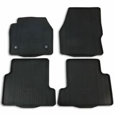 Genuine Ford Kuga Mk2 Front & Rear Rubber Floor Mats With Vehicle Logo 1806312