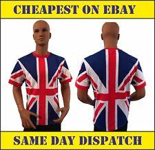 union jack t shirt S-XXXL quick dispatch Queens Birthday Celebration
