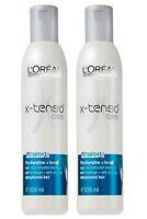 L'Oreal Professionnel X-tenso Care Straight Shampoo Combo (2 x 230 ml) free ship