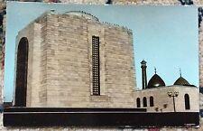IRAN REZA SHAH PAHLAVI THE GREAT MAUSOLIUM POSTCARD.RARE.