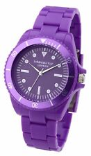 Identity London Purple Watch New Wristwatch
