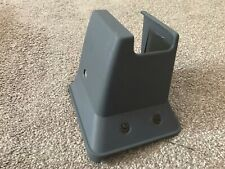 Range Rover P38 Seat Feet Finisher Left Hand Outer HSM100070 L/H ASH GREY