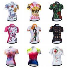 2020 Pro Team Weimostar Cycling Jersey Women Bicycle Bike Clothing Wear Tops